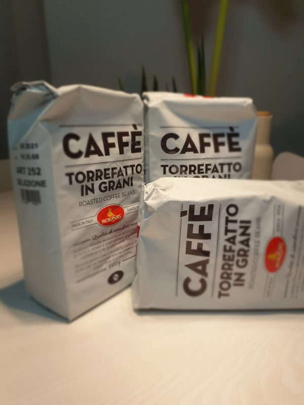 Beans coffee Selezione Red